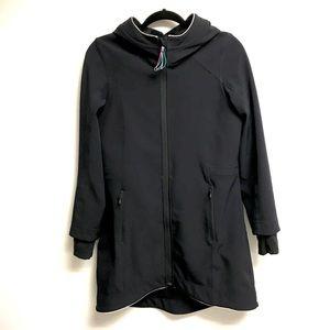 IVIVVA by Lululemon Coat Jacket Hood Black 14